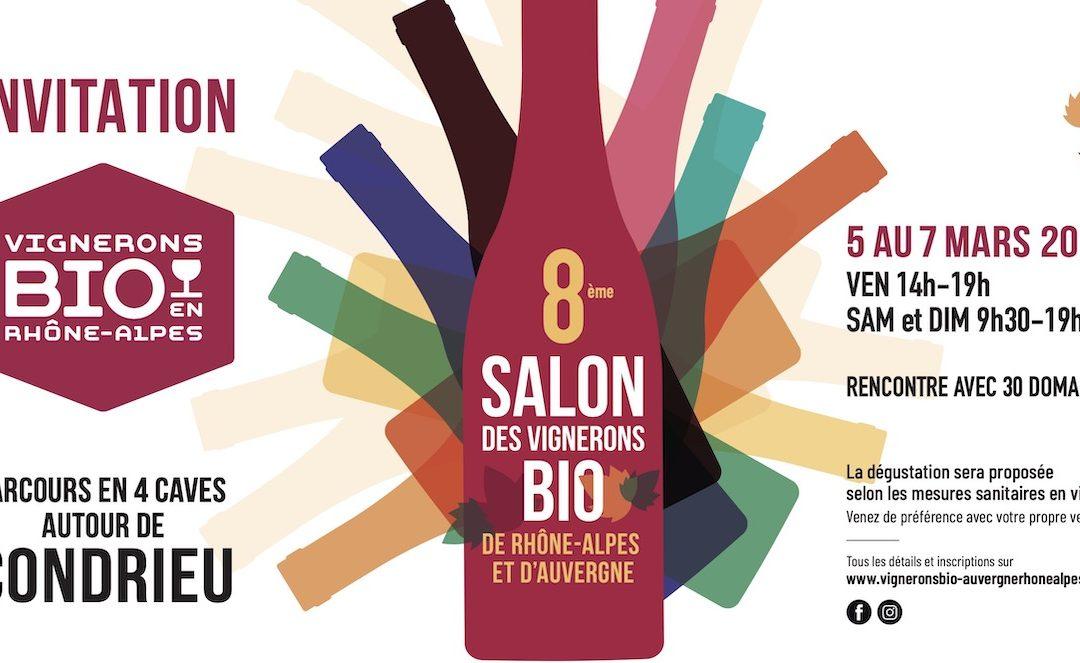 Le salon des vins bio 2021 maintenu et réorganisé !